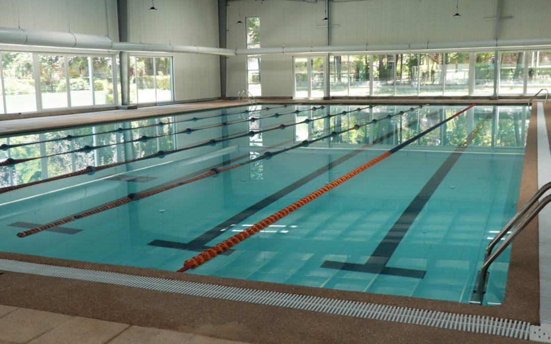 Marcha blanca: Este miércoles 4 de agosto reabre nuestra piscina temperada